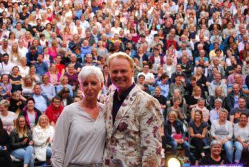 Claudia Schulte ist die 30000ste Besucherin
