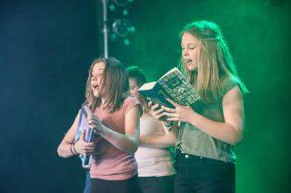 Young Talents: Eine Reise durch die Welt der Musicals im Jam