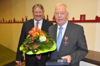 Verdienstkreuz am Bande für Hermann Kemper