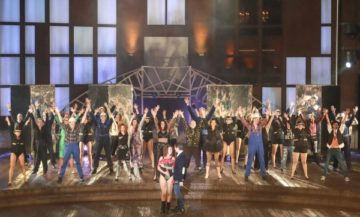Gelungene Premiere von Flashdance